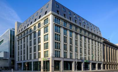 Holiday Inn Express Berlin Alexanderplatz set to open this spring