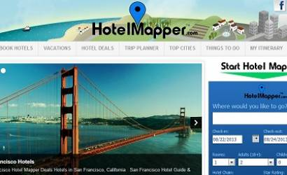 Hotel Mapper adds 22,000 hotels to global reservation system
