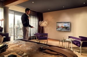 Locatel and Philips bring true interactive TV in reach of wider hotel market