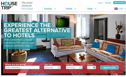 Housetrip seeks to offer real alternative to hotels following cash injection