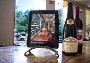 South Gate becomes first New York City Restaurant to Launch Custom Designed iPad wine tablets