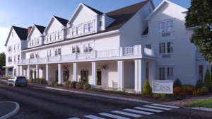Inn at Brunswick Station Opens in Midcoast Maine