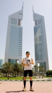 Jumeirah Emirates Towers holds Vertical Marathon