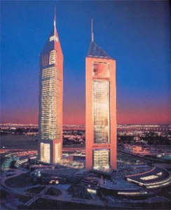 Jumeirah climbs charity heights to celebrate Jumeirah Emirates Towers' tenth anniversary