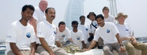 Jumeirah releases another 25 turtles back into the wild