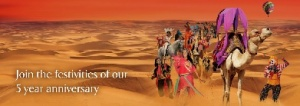 Jumeirah Bab Al Shams to Celebrate Five Years of Desert Magic with a Family Carnival
