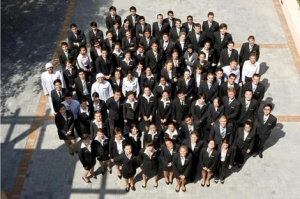 Emirates Academy of Hospitality Management welcomes new student intake