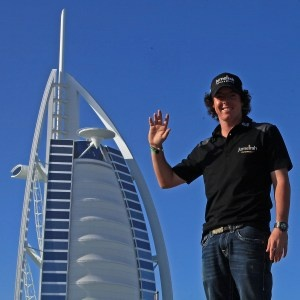 Rory McIlroy signs new 3-Year Sponsorship Deal with Jumeirah
