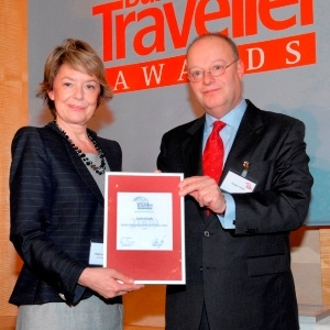 Jumeirah wins major travel awards in the US and Europe