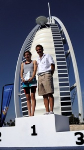 Wild Wadi's Swim Burj Al Arab raises AED200,000 in Aid of MSF