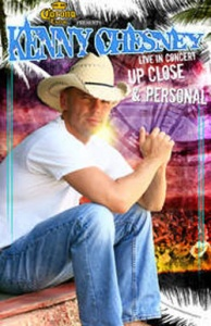 Kenny Chesney Returns to The Joint at Hard Rock Hotel & Casino Las Vegas