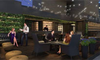 Epoque Hotels Announces New Rooftop Bar Upstairs at Kimberly Hotel