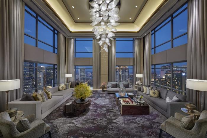 News: Mandarin Oriental, Kuala Lumpur, unveils new presidential suite