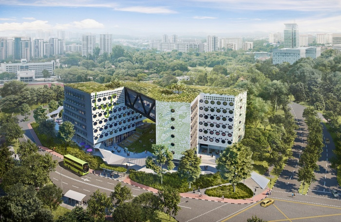 Ascott unveils latest lyf project in Singapore