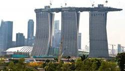 Marina Bay Sands in Singapore to Open Its Doors on April 27, 2010
