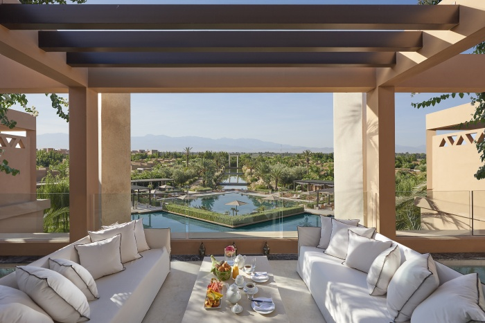 Mandarin Oriental, Marrakech launches new bridal ritual
