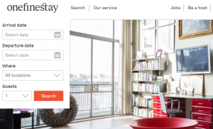 onefinestay raises $12 Million to launch unhotel in NY City