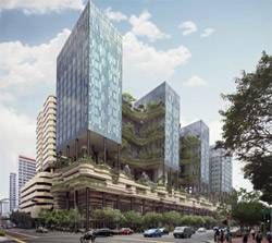 Pan Pacific to open ParkRoyal in Singapore