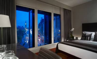 Rooms to Relax and Work at New Park Plaza Westminster Bridge London