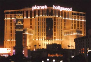 Harrah's Entertainment Assumes Management of the Planet Hollywood Hotel on the Las Vegas Strip