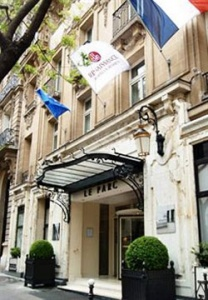 Strategic Hotels & Resorts Signs Agreement to Sell the Renaissance Paris Hotel Le Parc Trocadero