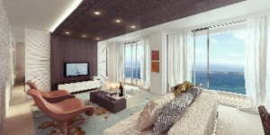 Ritz-Carlton Israel - Interior design revealed