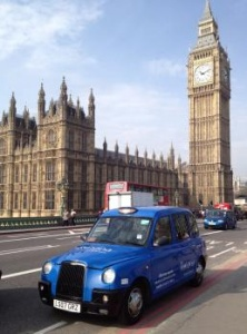 Rotana's UK black cab campaign to boost tourism to the UAE