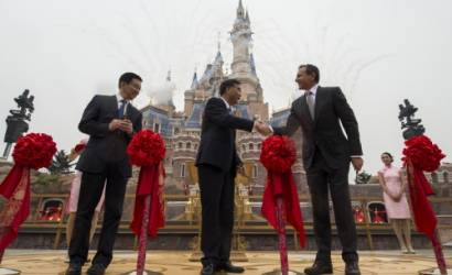 Shanghai Disney Resort opens in China