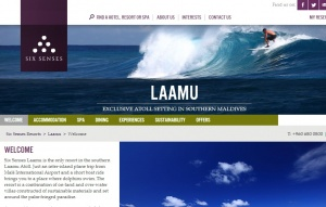 Six Senses launches new website