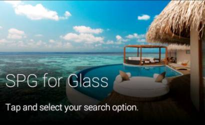 Starwood Hotels & Resorts introduced new app for Google Glass