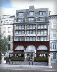 New 6 Star Knightsbridge Suite Hotel announced