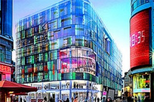 W Hotels Worldwide to unveil the design concept for the new W London- Leicester Square- Summer 2010