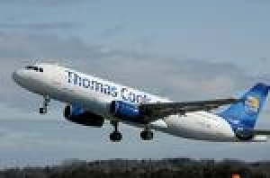 Thomas Cook share price climbs as stake placed