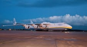 The day the world's largest aircraft came to Yorkshire