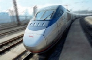 U.S. Transportation Secretary Ray LaHood announces $2.4 Billion for High Speed Rail Projects