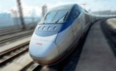US seizes high speed rail initiative