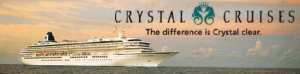 Natural beauty of the south pacific shines on Crystal Voyage