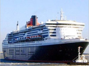 Iconic Cunard Line Queens to Meet for historic rendezvous in New York on 13 January