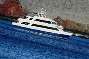 Ecoventura wins 2009 Global Vision Award for Green Cruising