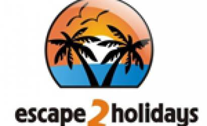 Online travel agency Escape2Holidays launches