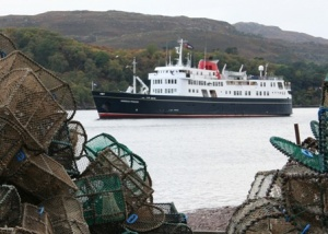 Hebridean Island Cruises first cruise company to raise funds for marine Conservation