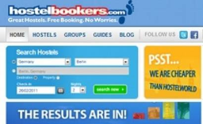 HostelBookers launches AnyTrip.com
