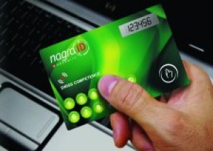 Next-Generation powered display card released by NagraID Security
