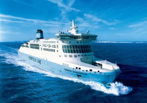 Dover ferry operator Norfokline beats the recession.. & the competiton