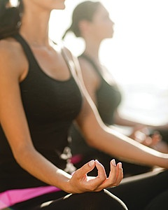 Qin Spa presents yoga classes at Four Seasons Hotel Shanghai