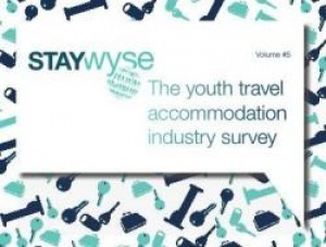 STAY WYSE publishes annual Youth Travel Accommodation Industry survey