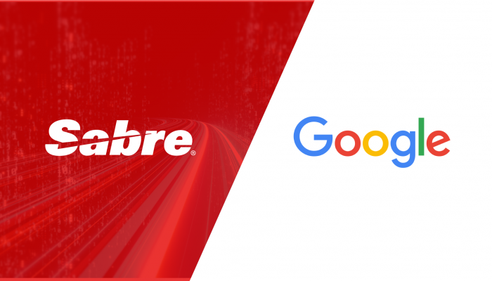 Sabre inks decade-long partnership with Google