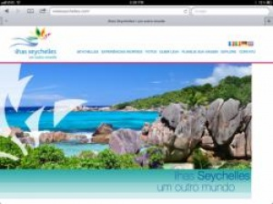 Seychelles tourism launches its website and promotional flyer in Portuguese