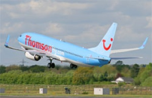 Thomson Airways is UK's most punctual chartered airline