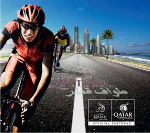 Qatar Airways takes leadership role at Tour of Qatar